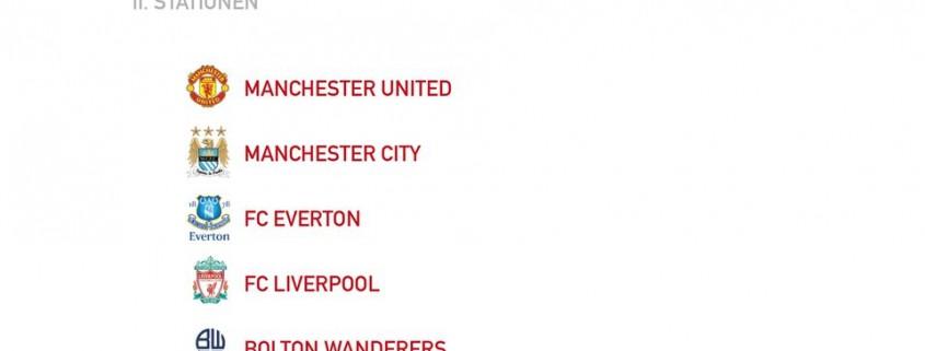 Hospitationsbericht Premier League - Inhaltsverzeichnis
