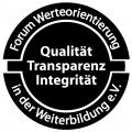 Forum Werteorientierung-Logo